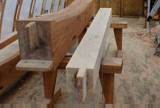 Mortise And Tenon Guide To Building A Timber Frame Home